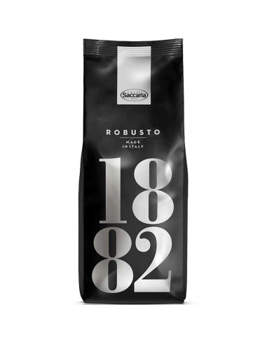 Saccaria 1882 Robusto, Coffee Beans 1kg | The best coffee beans online shopping