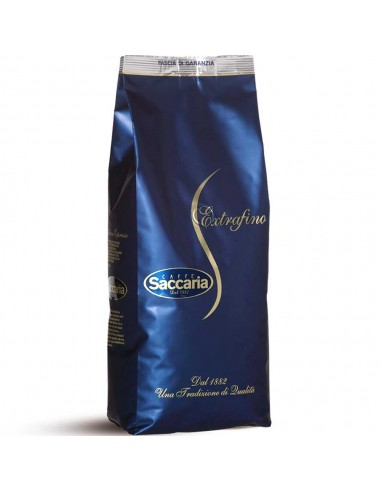 Saccaria Extrafino, Coffee Beans 1kg | The best coffee beans online shopping