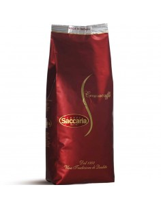 Saccaria Cremacaffè, Coffee Beans 1kg   The best coffee beans online shopping
