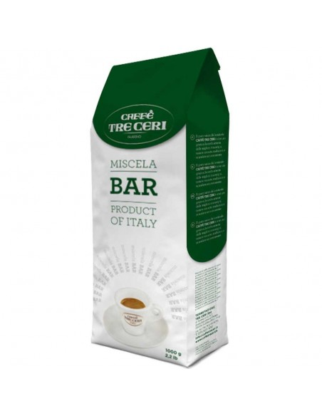 Tre Ceri Bar, Coffee Beans 1kg | The best coffee beans online shopping