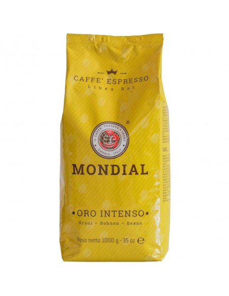 Mondial Oro Intenso, Coffee Beans 1kg | The best coffee beans online shopping