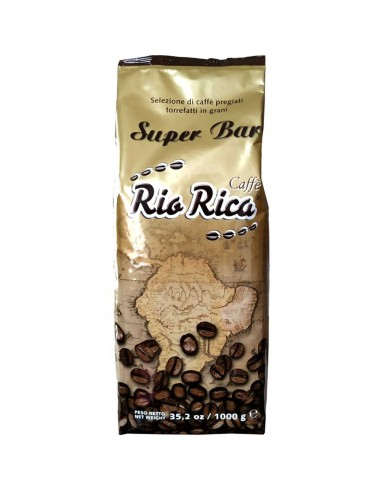 Rio Rica Super Bar, Coffee Beans 1kg | The best coffee beans online shopping