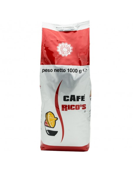 Cafè Rico's Rosso 50, Coffee Beans 1kg | The best coffee beans online shopping
